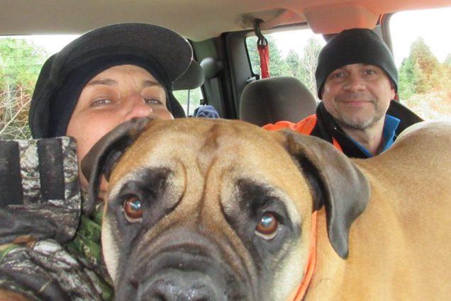 The Restless Roots trio, Ela, Emmy & Frank, Nova Scotia, Living Off the Grid