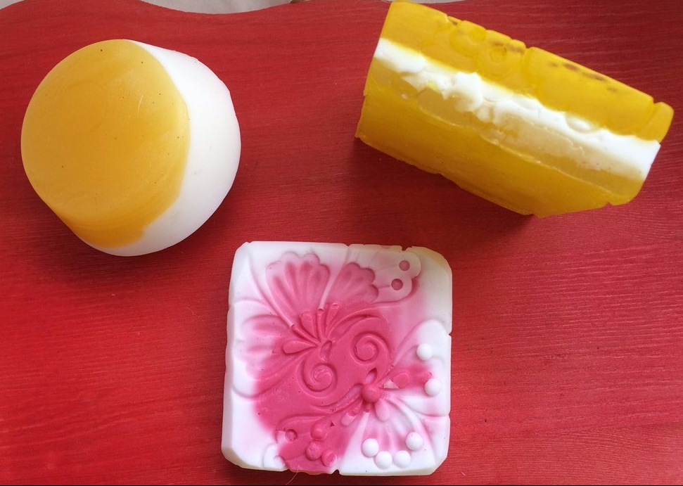 Soap sample