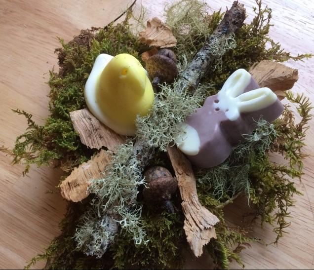 Easter nest 1