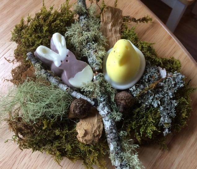 Easter nest 2