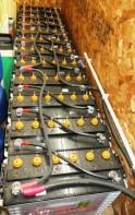 3. batteries