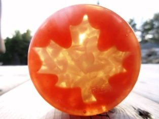 Maple Leaf Soap