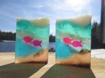 42. Walk on the Beach Soap (2)