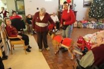 Weihnachten im Pflegeheim 2