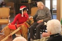 Weihnachten im Pflegeheim 8
