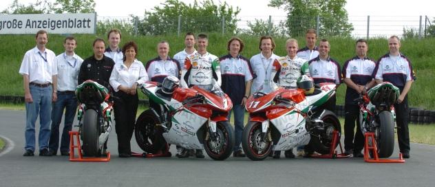 2007 MV Agusta Racing